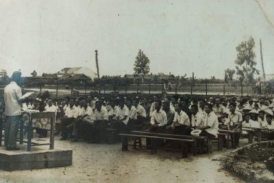 Trường THPT số 1 Nghĩa Hành 45 năm nhìn lại!